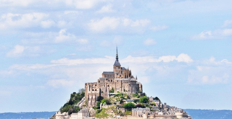 Mystical Mont Saint-Michel