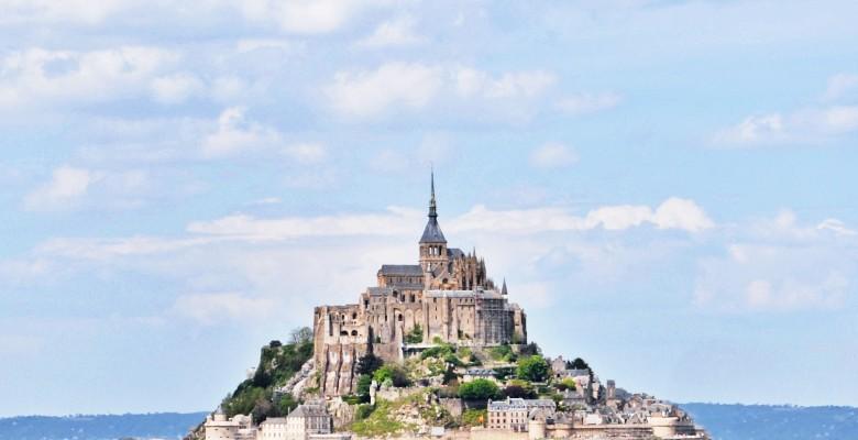Mystical Mont Saint-Michel