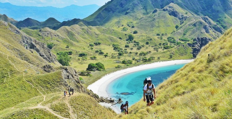 The 4 Natural Wonders of Komodo National Park