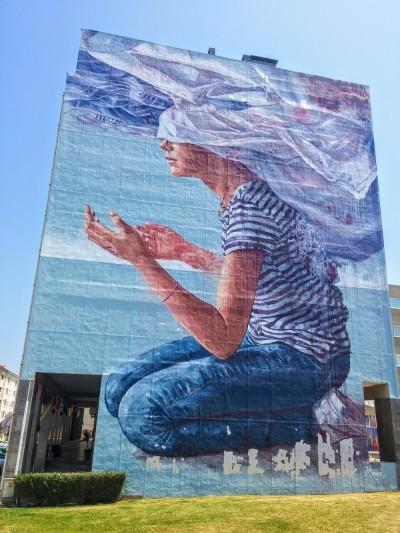 Street art in Estarreja