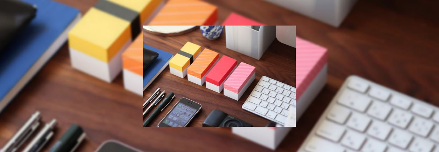 5 x Creative Sticky Note Designs