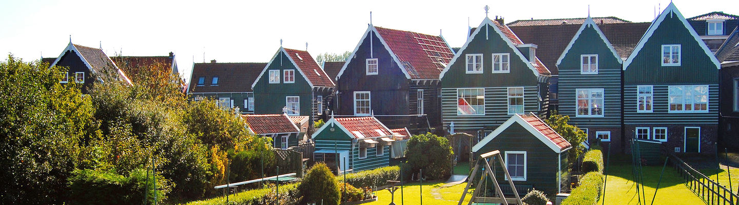 Visiting Volendam: The Most Picturesque Village in Holland