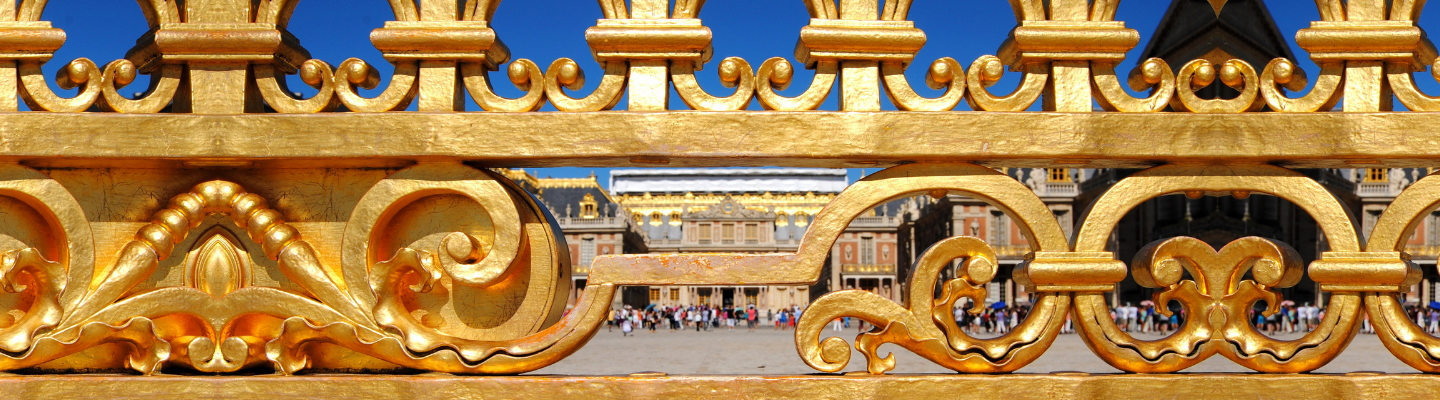 Travel Notes from the Chateau de Versailles