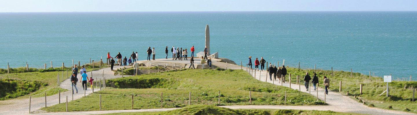 Bomb Craters and Beaches: This is Pointe du Hoc Today