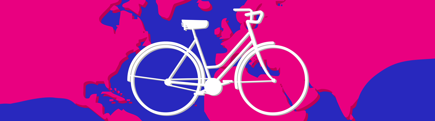 6 Reasons to Travel by Bicycle