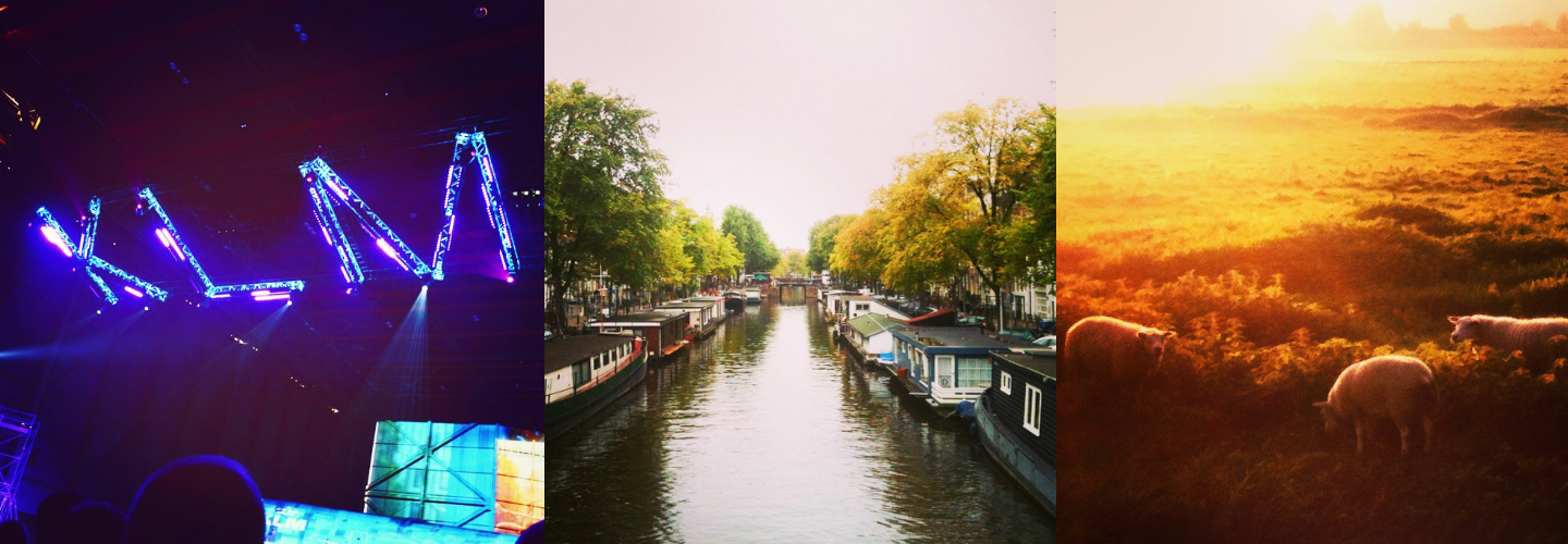 Amsterdam Life Update: What I did in Autumn 2014