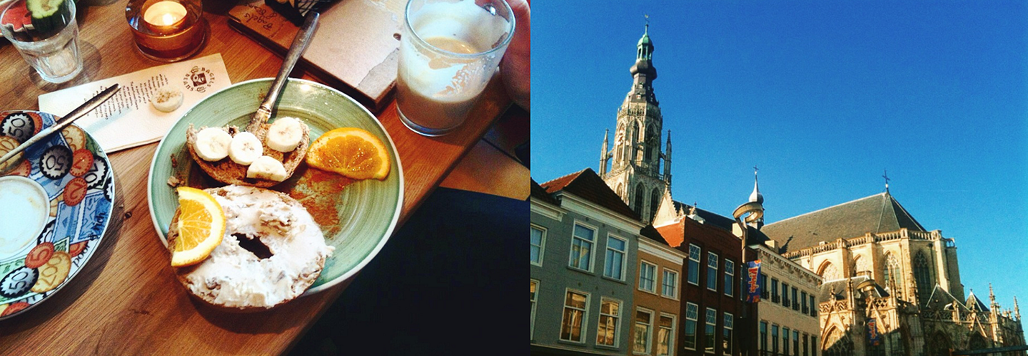 Today: Catching Up in Breda