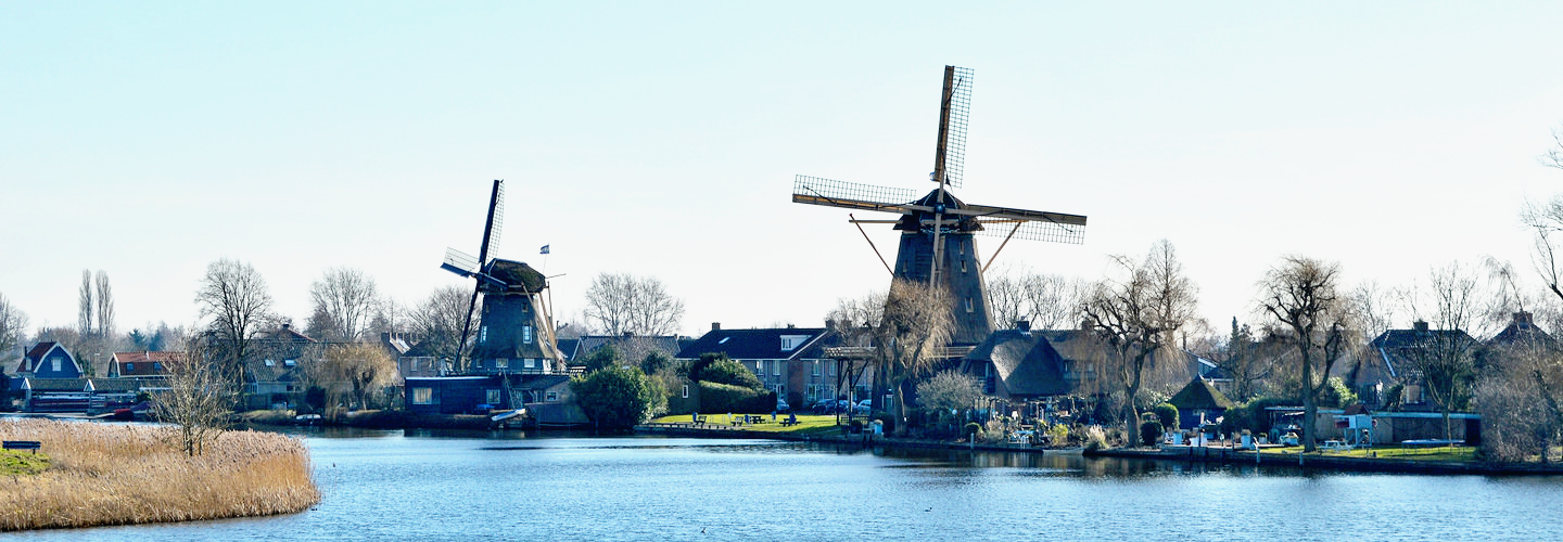 Holland: Tracing History in Weesp