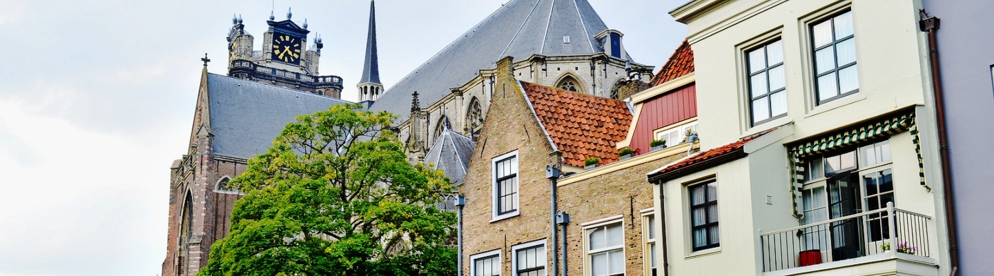 Dordrecht is the oldest city in Holland