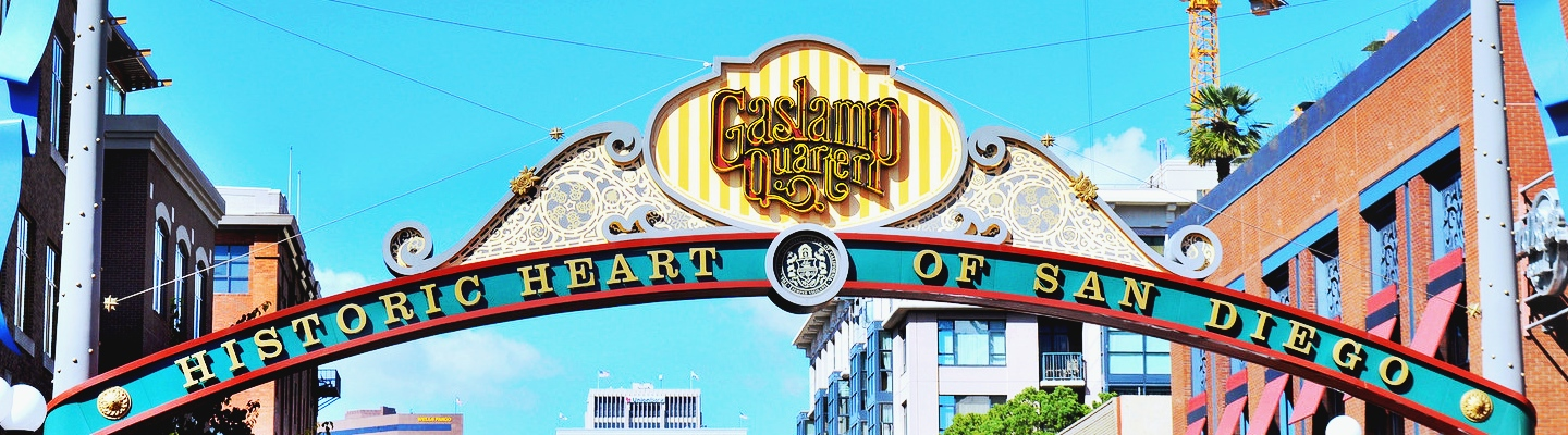 California: 5 Highlights in Downtown San Diego
