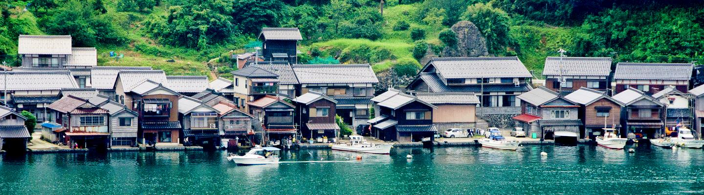 The Venice of Japan: 5 Facts about Ine no Funaya