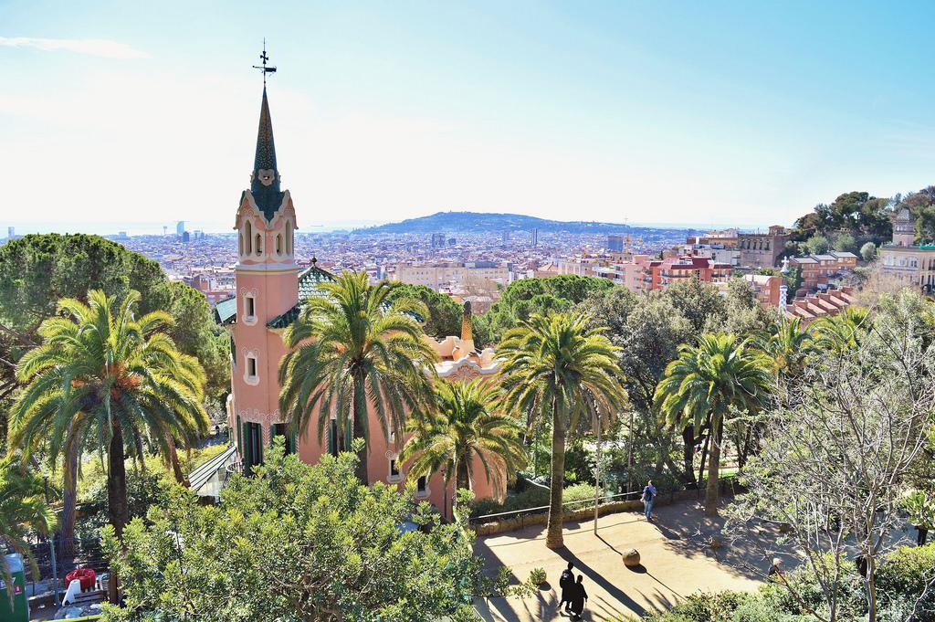 A Look Inside Park Güell: Gaudí's Barcelona Modernista
