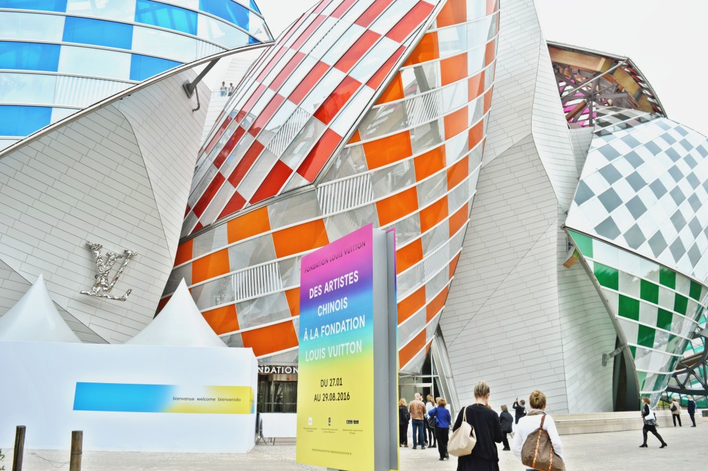 Fondation Louis Vuitton: Paris gets an update