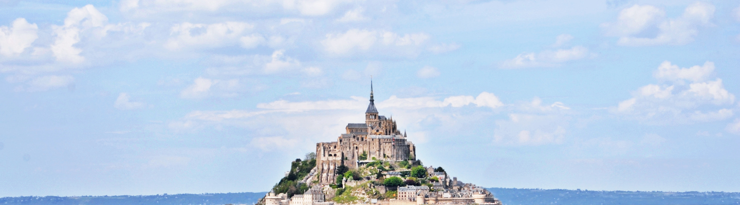 Tips for visiting Mont Saint-Michel, a mystical monument in Normandy.