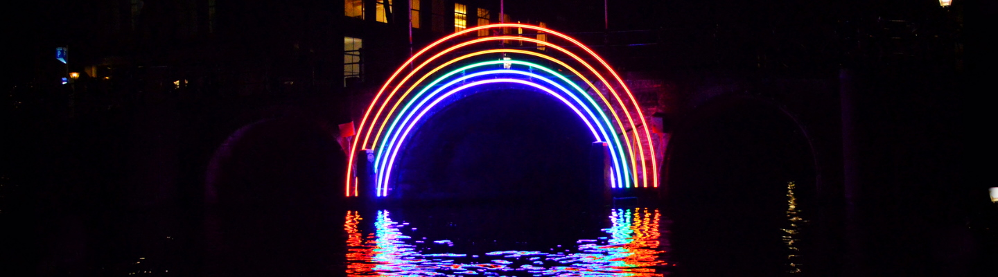 The Amsterdam Light Festival is Back in Town
