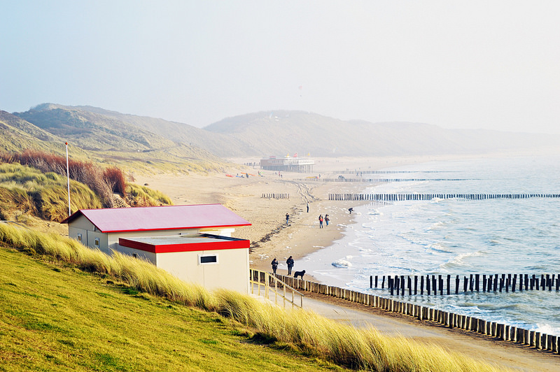 These are the 5 Best Beaches in the Netherlands