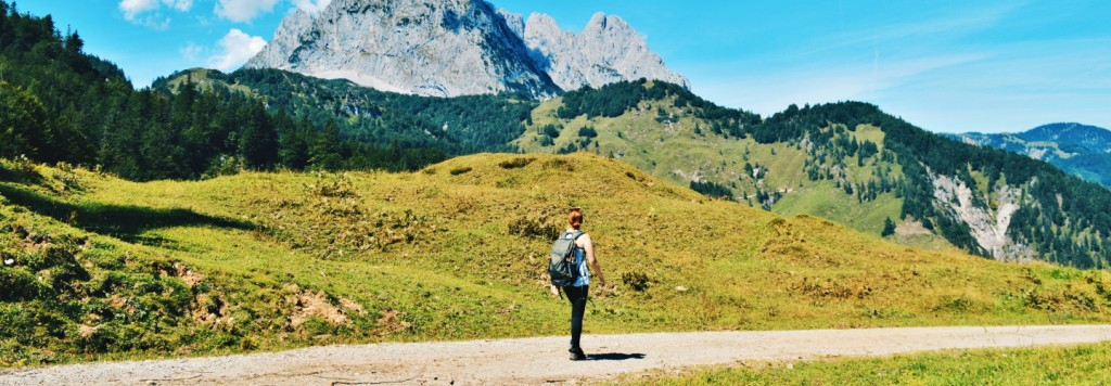 Summer Solo Backpacking Adventure