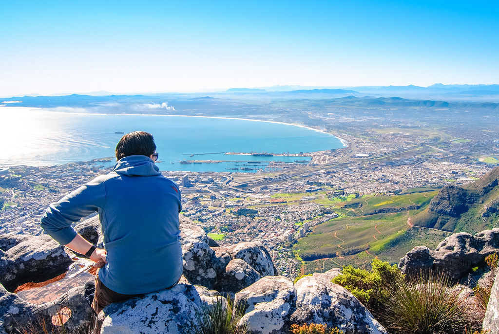 Spending your gap year in Cape Town