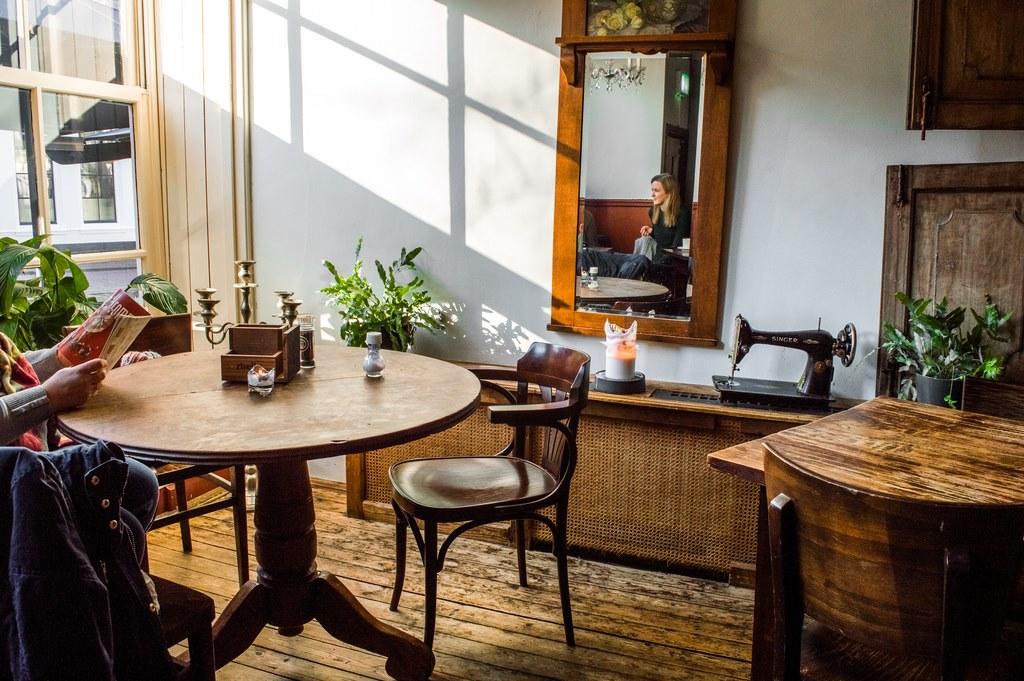 Grand Café de Kromme in Amersfoort
