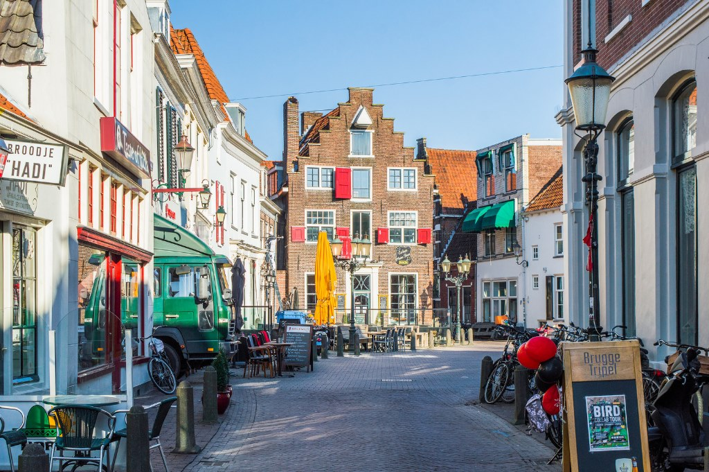 One day in Amersfoort is well spent strolling through the medieval streets