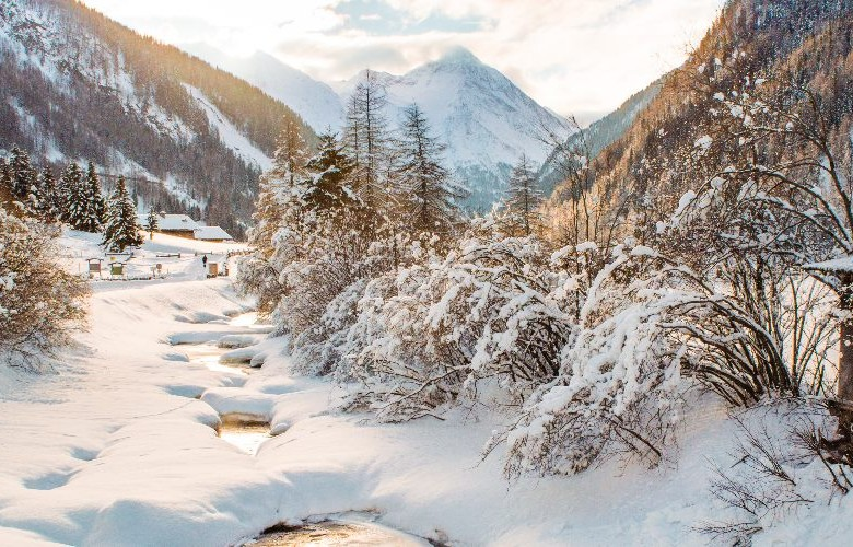 Why you should visit Hohe Tauern National Park in Winter
