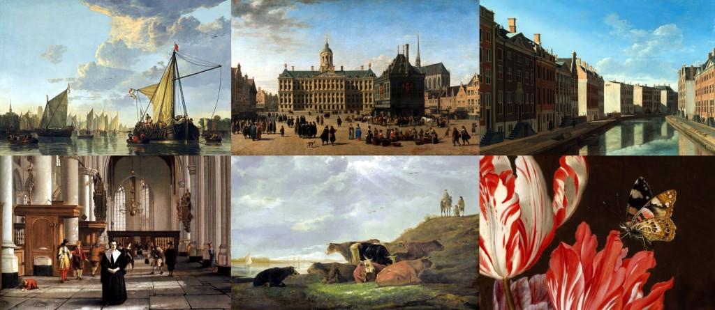 Dutch Golden Age Paintings