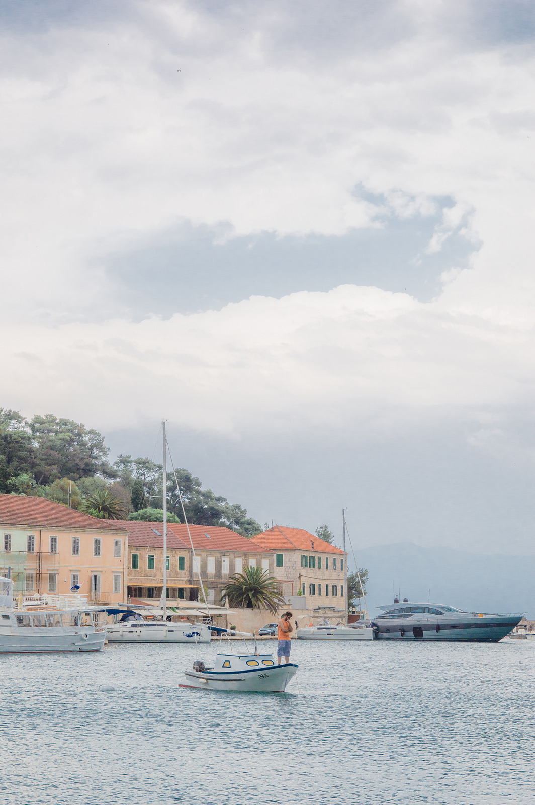 Photos of the Dalmatian Islands and their historic villages