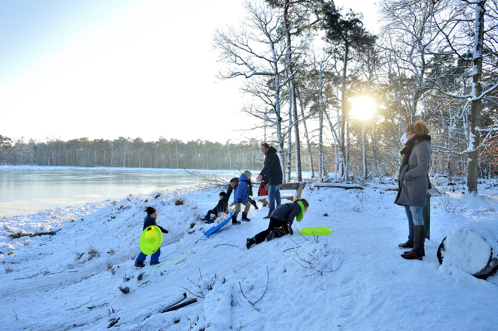 Dutch Winter Time in 13 Photos: The Best Place to Enjoy the Snow in Breda