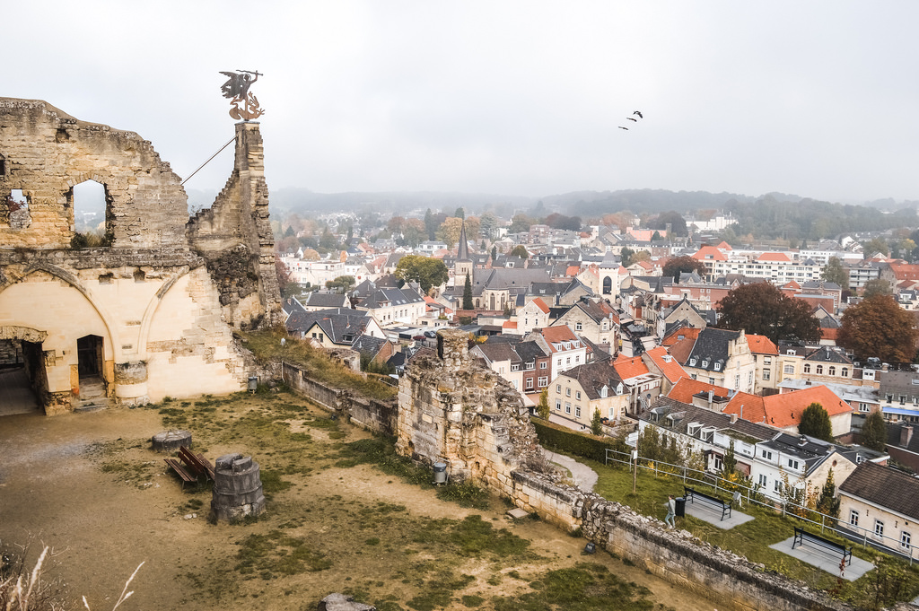 Things to do in Valkenburg: the ruined castle