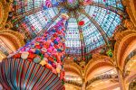 Paris in December: visit Galeries Lafayette for the coolest Christmas decorations