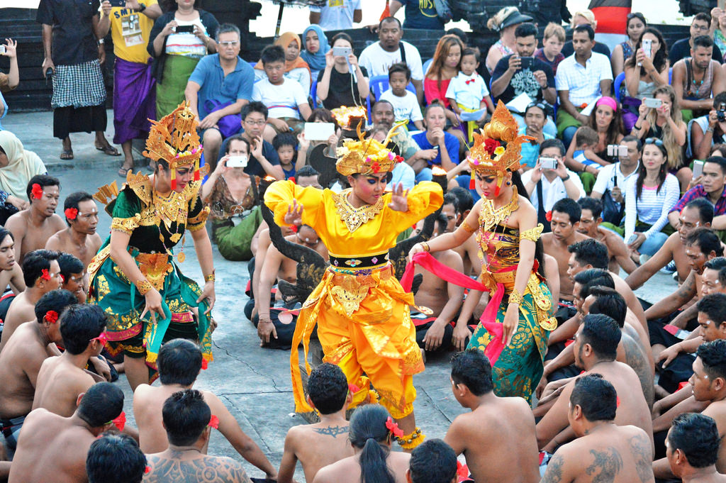 Kecak Dance at Uluwatu Temple
