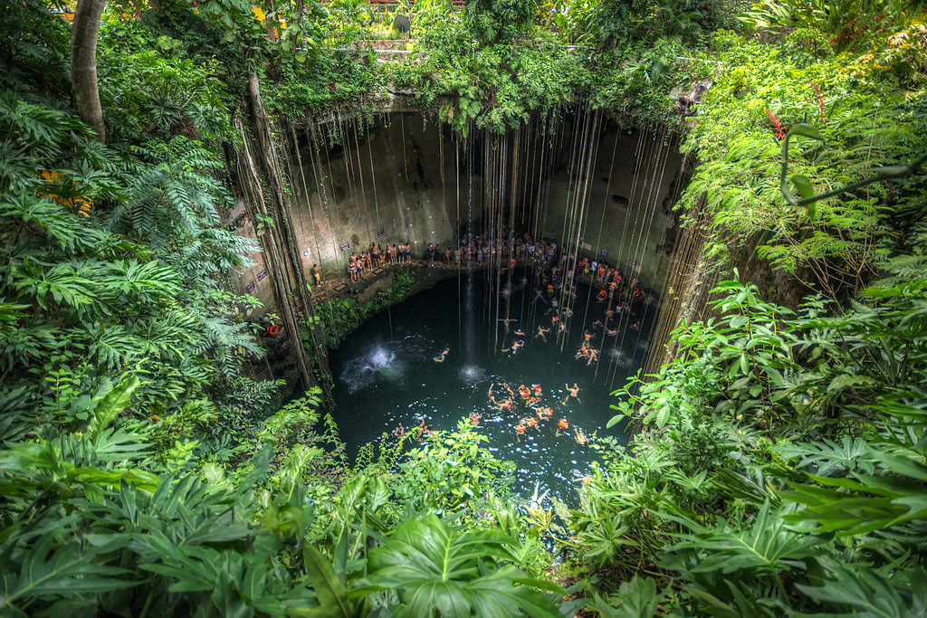 Facts about the cenotes in Yucatan