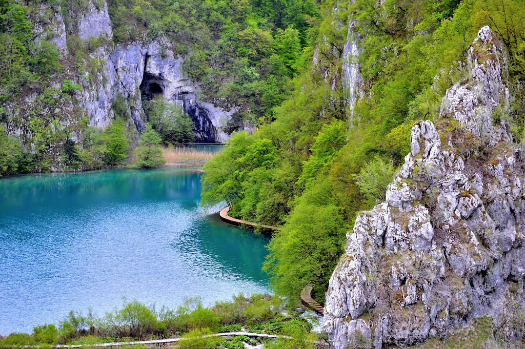 Mythical places in Europe: Plitvice Lakes National Park