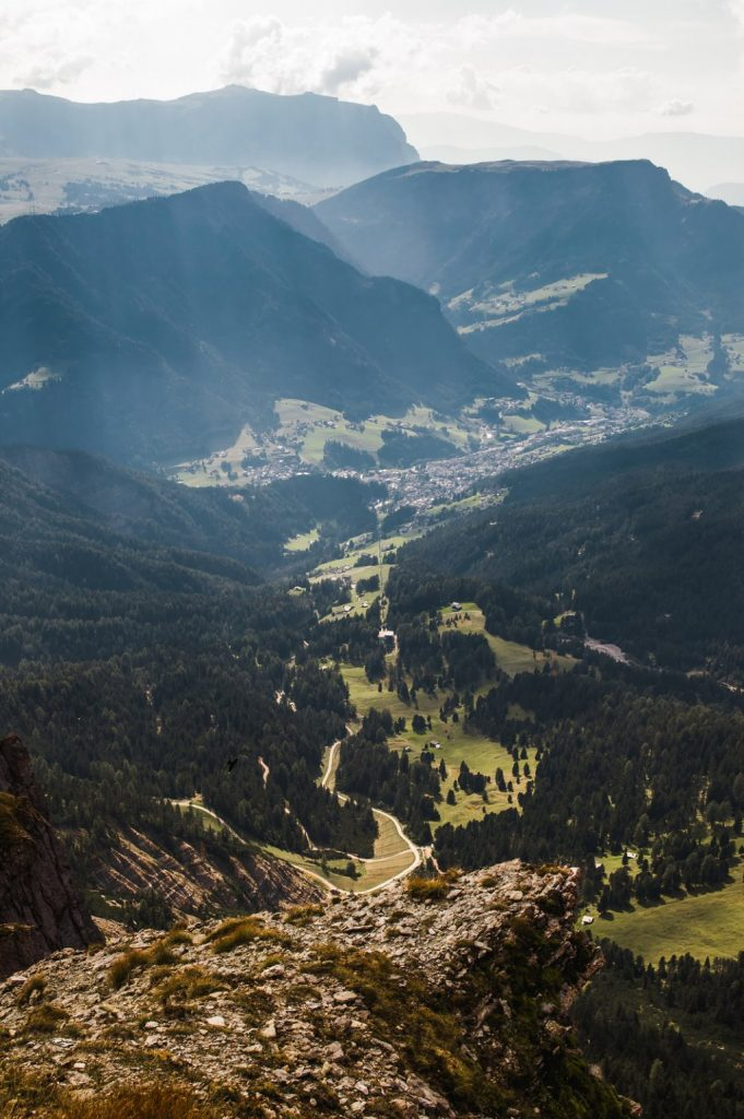 Mythical places in Europe: the Dolomites