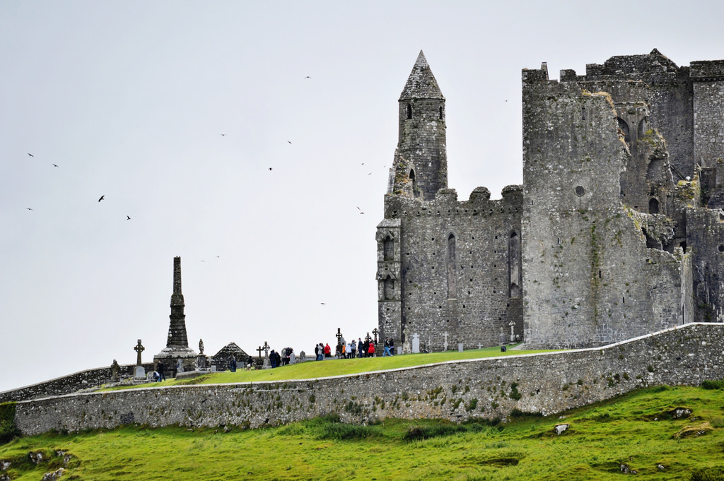 This is the Most Beautiful Ruin in Ireland: Rock of Cashel
