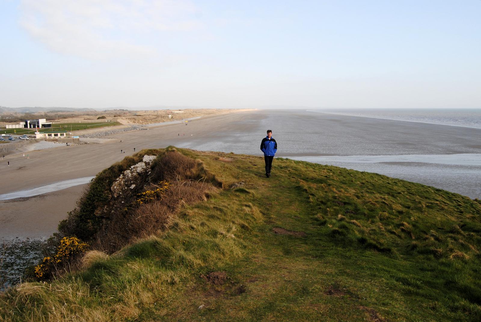 Overview of Pendine Sands