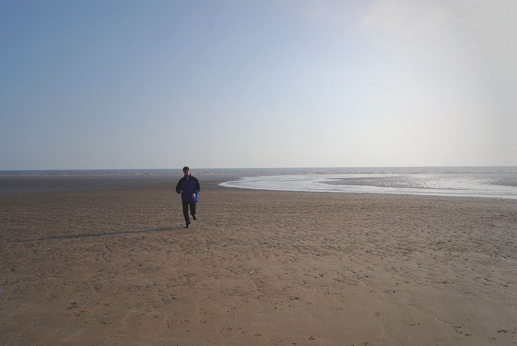 Pendine Sands beach