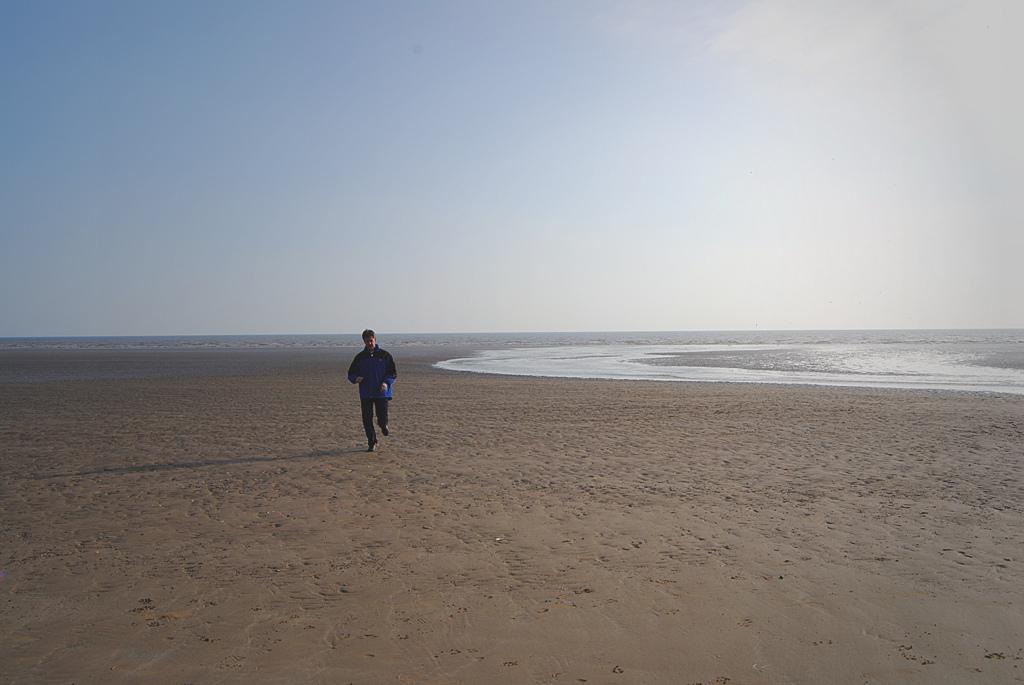 Pendine Sands beach