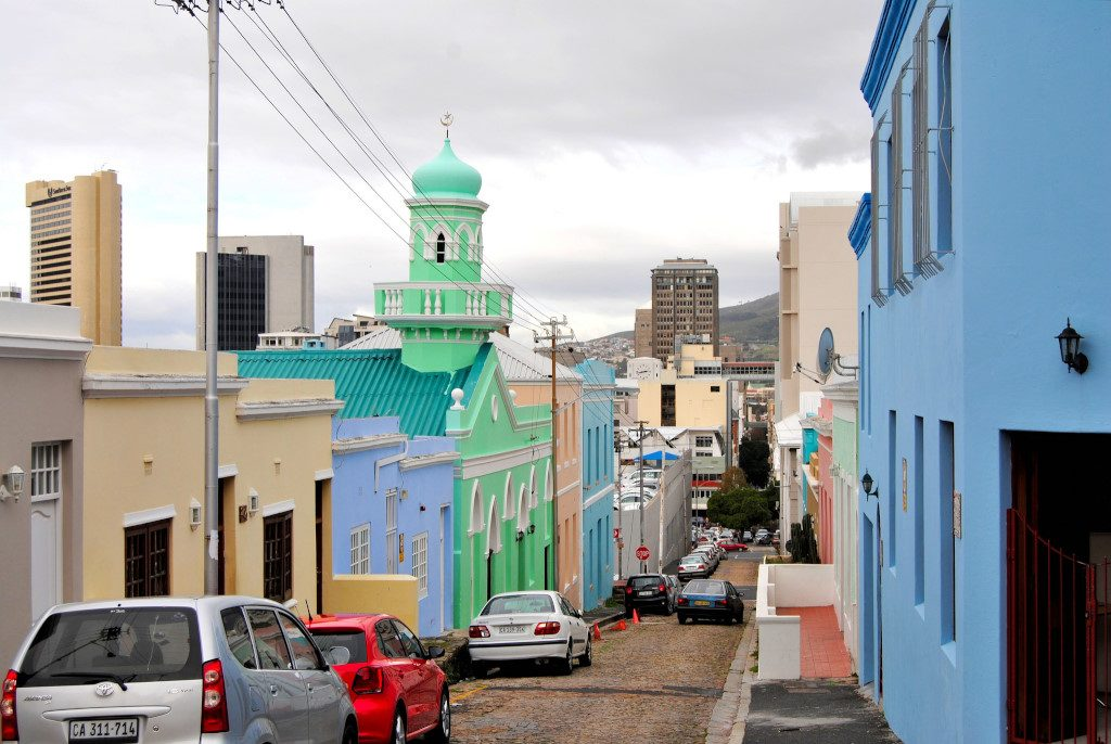 Mosque in Bo-Kaap