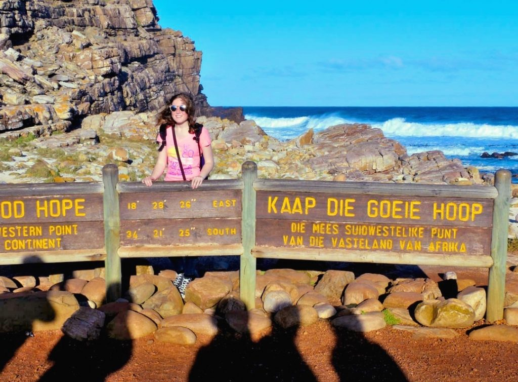 Hiking to the Cape of Good Hope