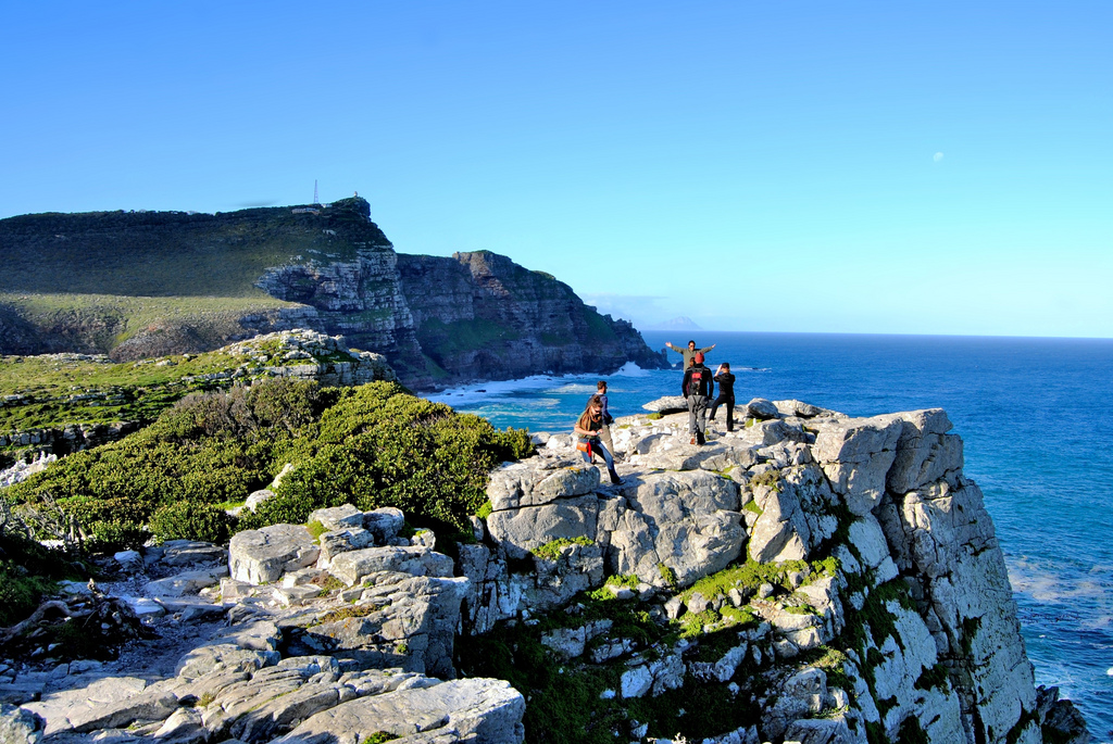 Hiking to Cape of Good Hope