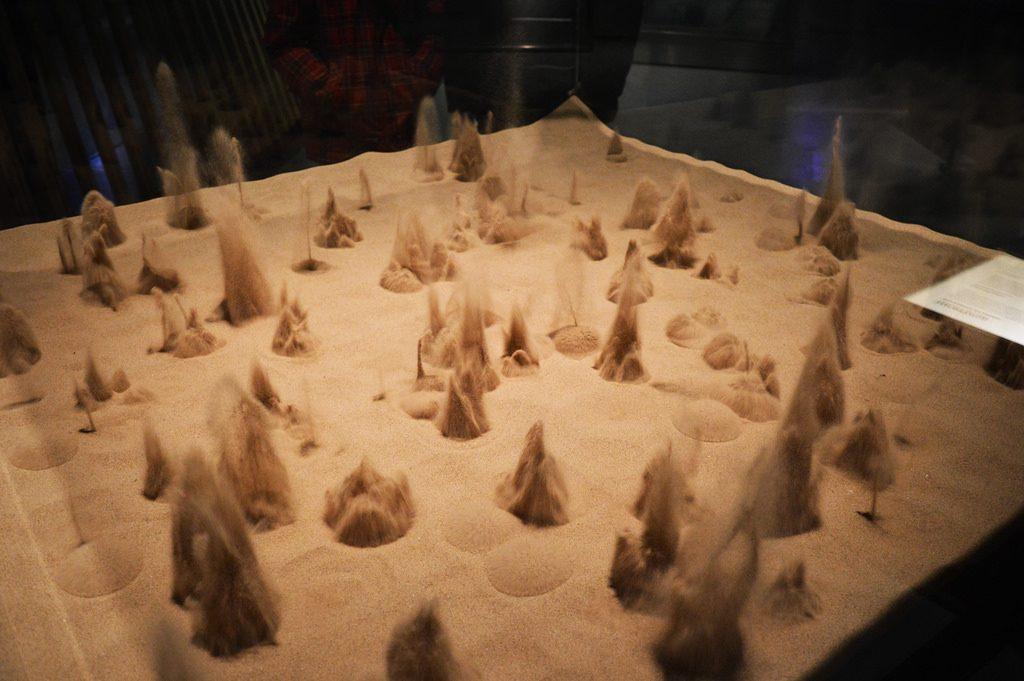 CosmoCaixa science museum in Barcelona