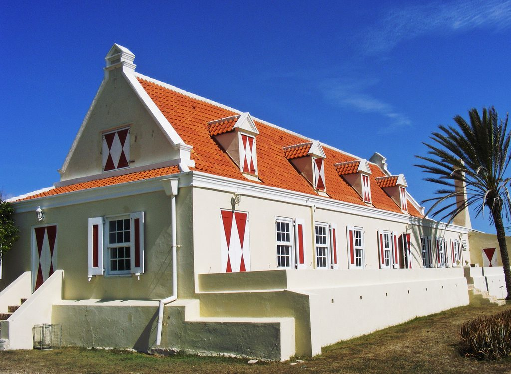 The History behind Landhuis Ascension (pictured) and Plasticbaai