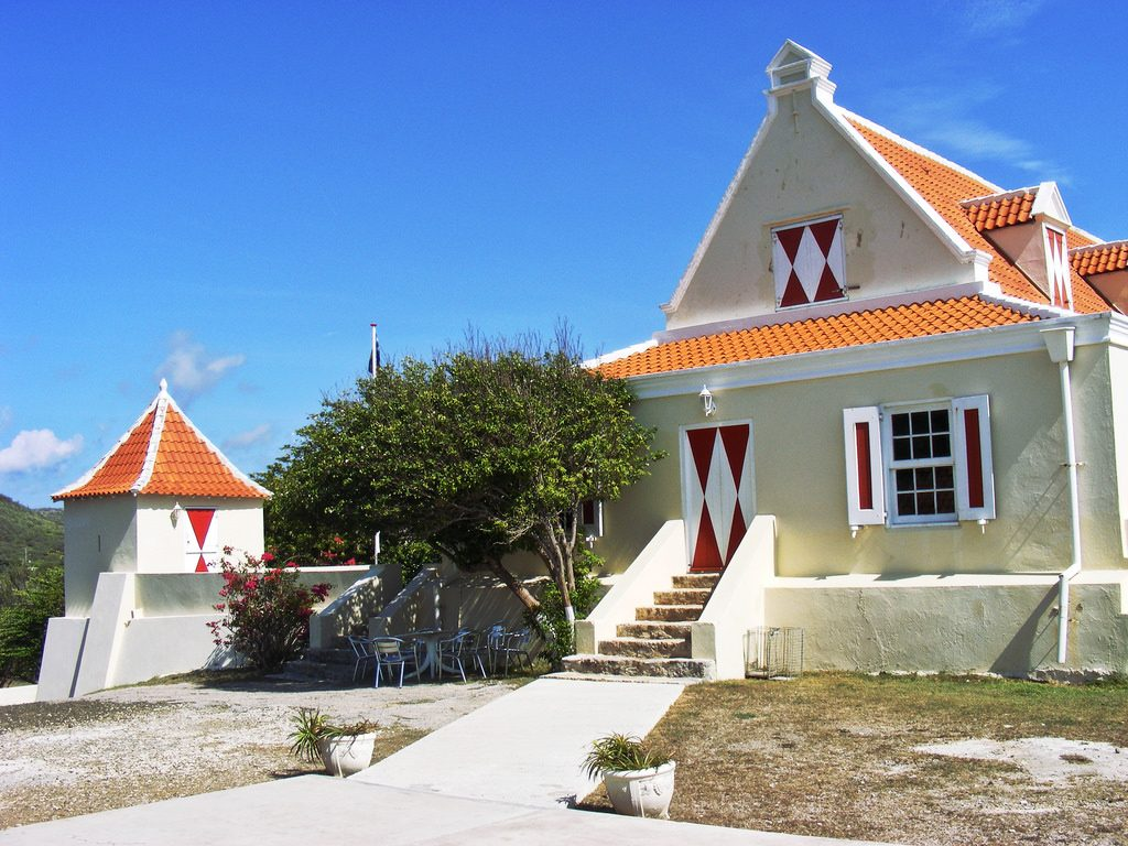 Landhuis Ascension on Curacao