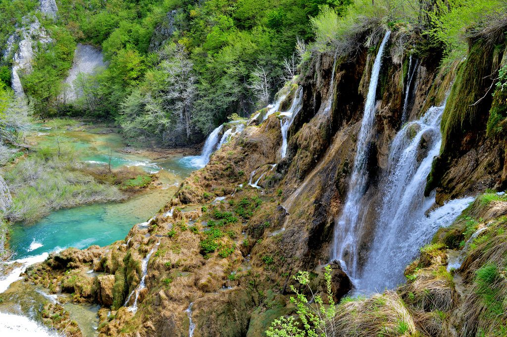The legends about Plitvice Lakes