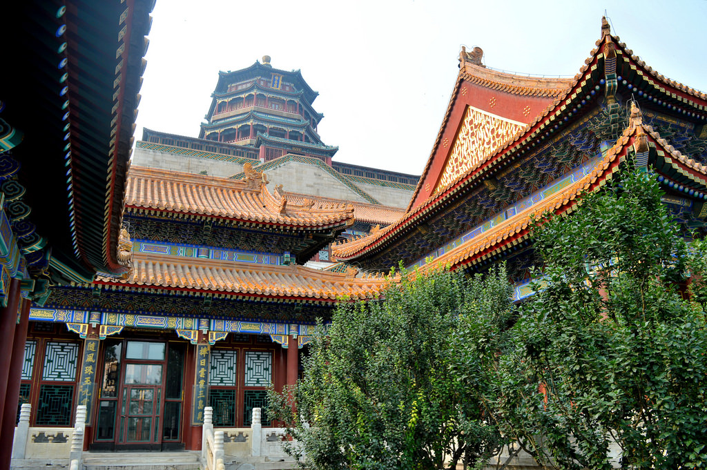 Best of Beijing: Visiting The Royal Summer Palace