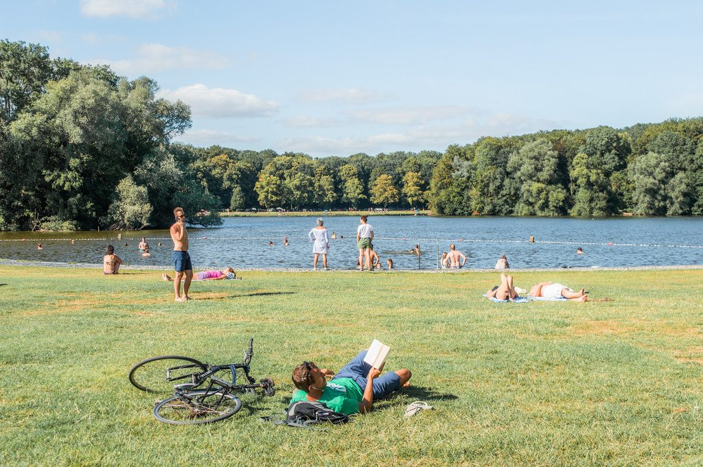 Outdoor Swimming in Amsterdam: The Best Locations to Cool Down