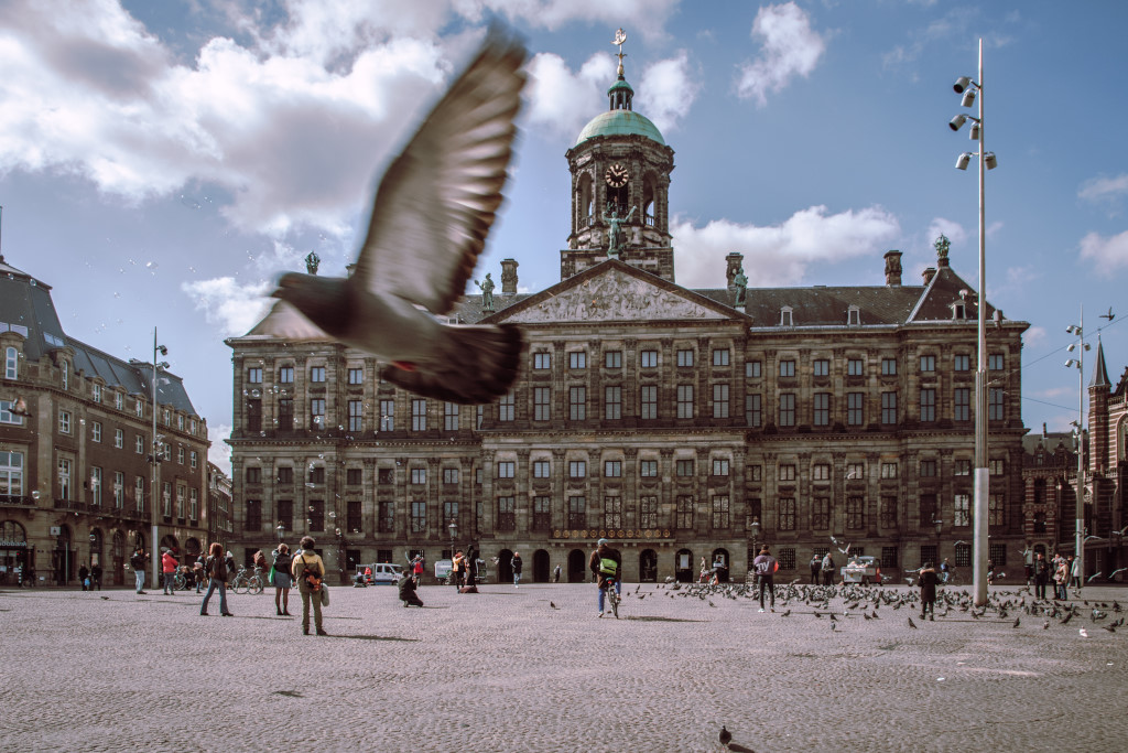 Amsterdam on Pause: Photos of the City in the Coronavirus Era
