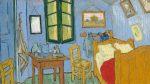 The Bedroom by Van Gogh (Zoom background)